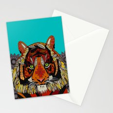 tiger chief Stationery Cards