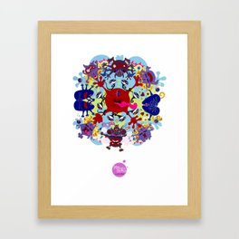 How to Tie Yourself into Knots! Framed Art Print