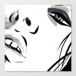 Lulù Canvas Print