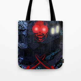 MURDERHOUSE Tote Bag
