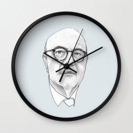 P/ETRO Wall Clock