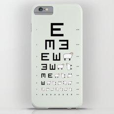 The EWE Chart iPhone 6s Plus Slim Case