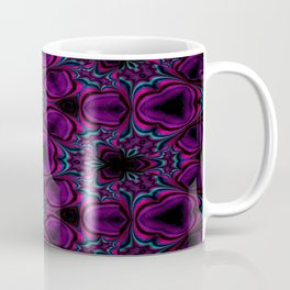 Concave Stature Pattern 12 Coffee Mug