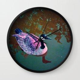 Magic Goose Wall Clock