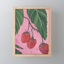 berries Framed Mini Art Print