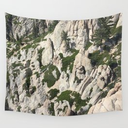 Rugged Sierras Wall Tapestry