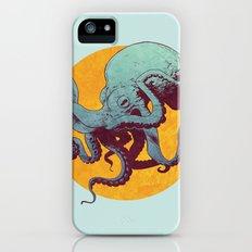 Octopus iPhone (5, 5s) Slim Case