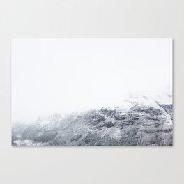 Lønahorgi Mountain Canvas Print