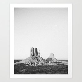 Monument Valley Art Prints For Any Decor Style Society6