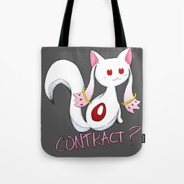 Contract? Tote Bag