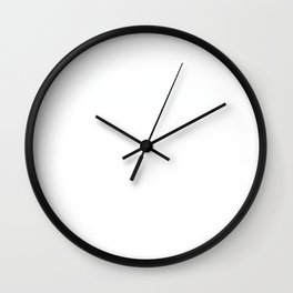 Denver Native   Colorado Wall Clock