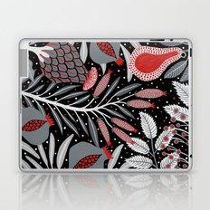 Winter scene with summer fruits Laptop & iPad Skin
