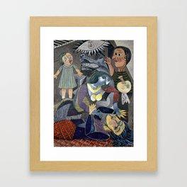 Choicest Memories Framed Art Print