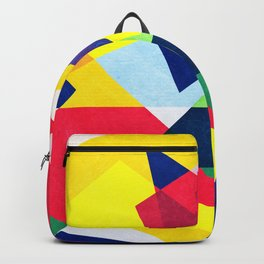 Colorful Perspectives Backpack