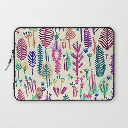 tropical poisen plants Laptop Sleeve