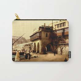 The admiralty, Algiers, Algeria Carry-All Pouch
