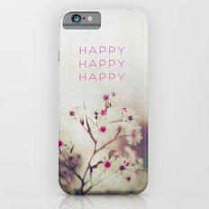Happy Happy iPhone 6s Slim Case