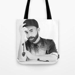 WOODKID Tote Bag
