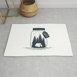 Nature. Collect Moments. Rug