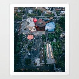 EMP / MoPop Art Print
