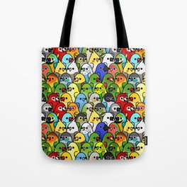 Too Many Birds!™ Bird Squad Tote Bag