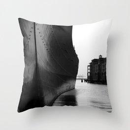 Wisconsin Power Throw Pillow