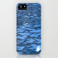 Man & Nature - The Dangerous Sea Slim Case iPhone SE