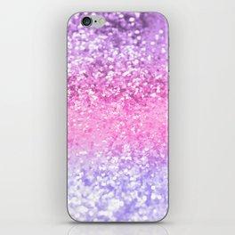 Unicorn Girls Glitter #2 #shiny #decor #art #society6 iPhone Skin