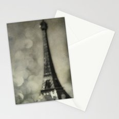 To Paris, With Love Stationery Cards