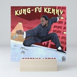 Kung Fu Kenny Mini Art Print