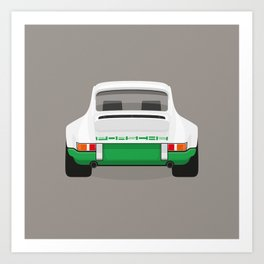911 RSR Art Print