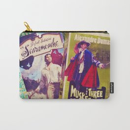 Swashbuckling Books Carry-All Pouch