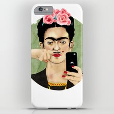 The Original Queen Of The Selfies iPhone 6 Plus Slim Case