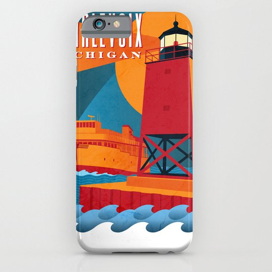 Charlevoix The Beautiful iPhone & iPod Case