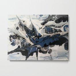 Winter has come (2017) Metal Print