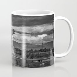 The Kelpies. Coffee Mug