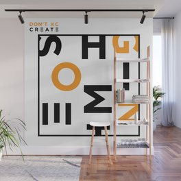 Don't Copy Wall Mural