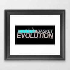Staz Evolution III Framed Art Print