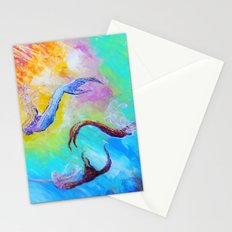 Mermaids Stationery Cards