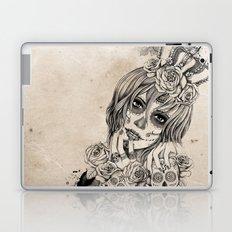 Sugar Skull Queen Laptop & iPad Skin