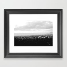 Angeles  Framed Art Print