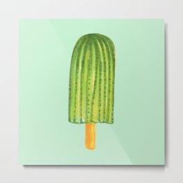 Dangerous Popsicle #society6 #decor #buyart Metal Print