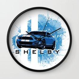 Shelby Tee Wall Clock