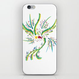 ''Aqui'' iPhone Skin