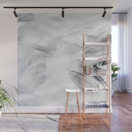 Cold Winter Wall Mural
