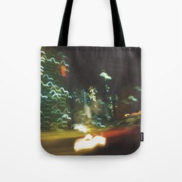 Crazy Taxi Tote Bag