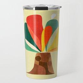 A tree Travel Mug