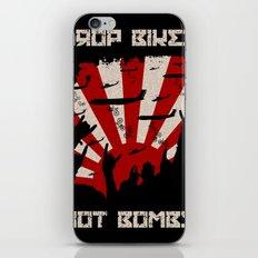DROP BIKES iPhone & iPod Skin