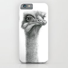 Funny Ostrich SK060 iPhone 6 Slim Case