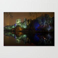 Durham Lumiere Canvas Print
